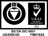 BSI ISO 9001 approval