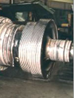 Turbine shaft