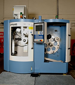 Volmer Saw blade sharpening machine