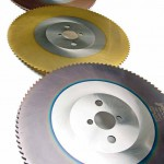 Julia HSS coated and regular saw blades
