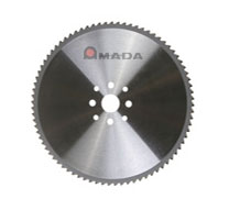 Amada disposable carbide circular saw blades