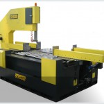 Soitaab cross-cut vertical bandsaw