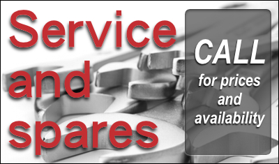 Service, repairs and spares for all Amada saws and machinery, covering the whole of the UK