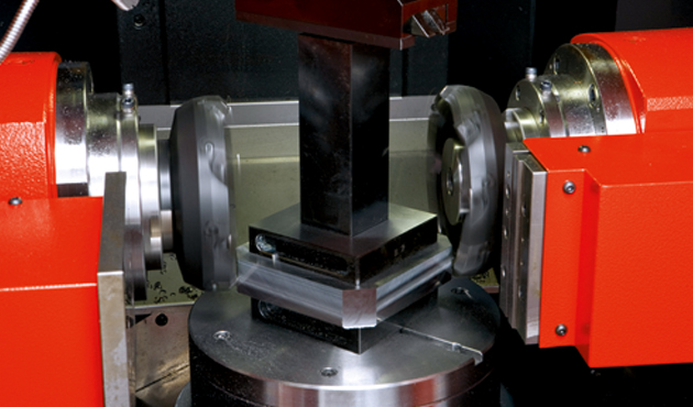 Double headed milling and measuring - advanced, fast and accurate milling solutions