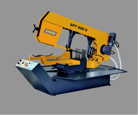 Soitaab SFT650 structural mitre bandsaw