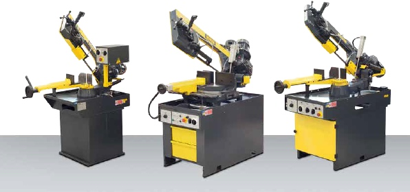 Soitaab SFT range or mitre bandsaws