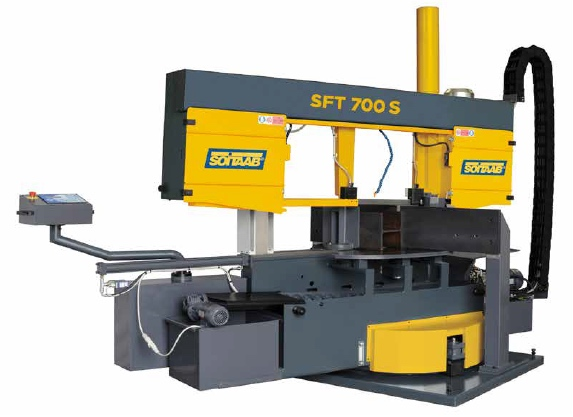 Soitaab SFT 700S mitre bandsaw