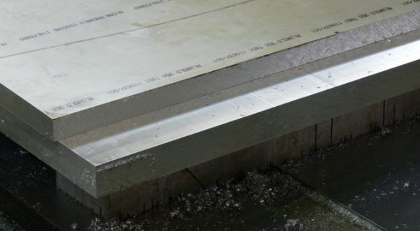 thicknessing plate