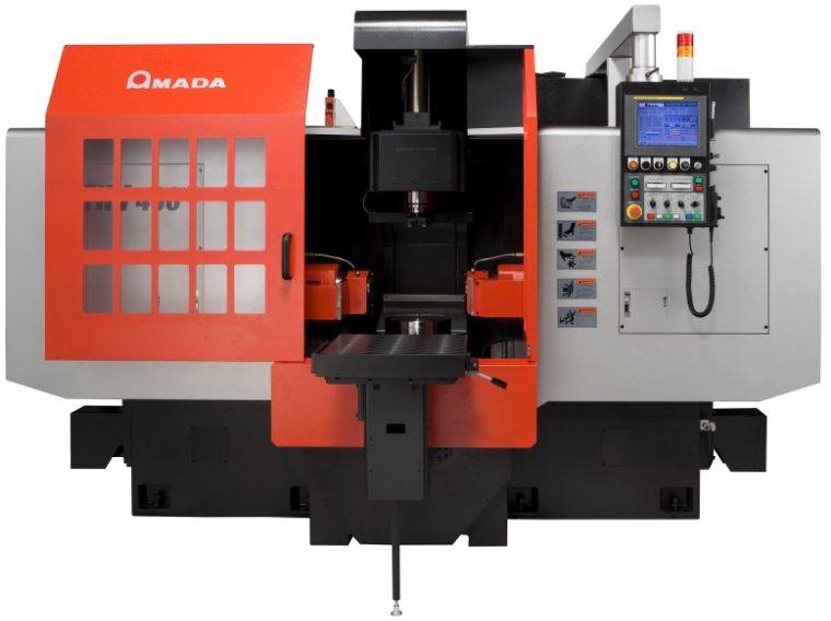 Accurate Cutting Amada duplex Milling machines